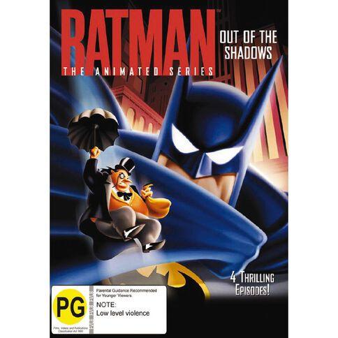 Batman:Out Of Shadows DVD 1Disc