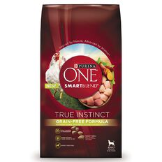 Purina ONE Smart Blend True Instinct Grain Free 2.72kg