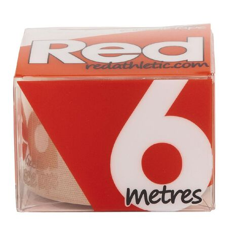 Red Kinesio Muscle Tape Assorted Colours