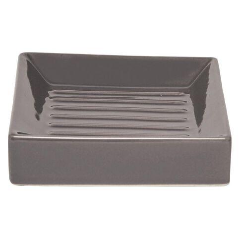 Living & Co Soap Dish Coal