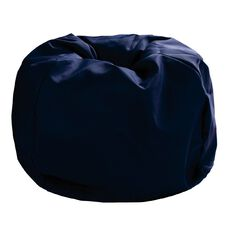 Living & Co Bean Bag Cover Navy 200L