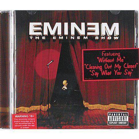 The Eminem Show CD by Eminem 1Disc