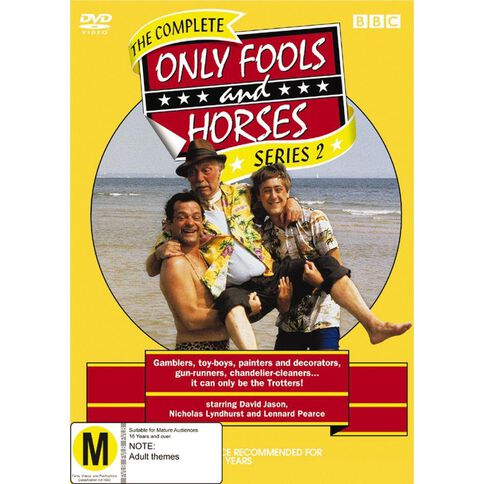 Only Fools and Horses - S2 DVD 1Disc