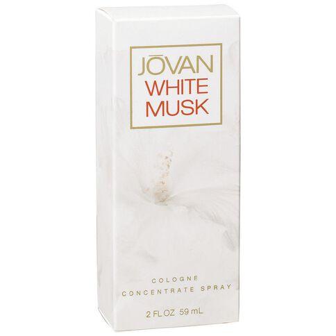 Jovan White Musk Women Cologne Spray 59ml
