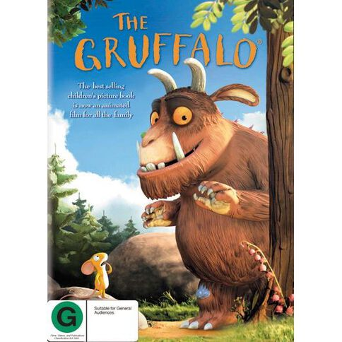 The Gruffalo DVD 1Disc