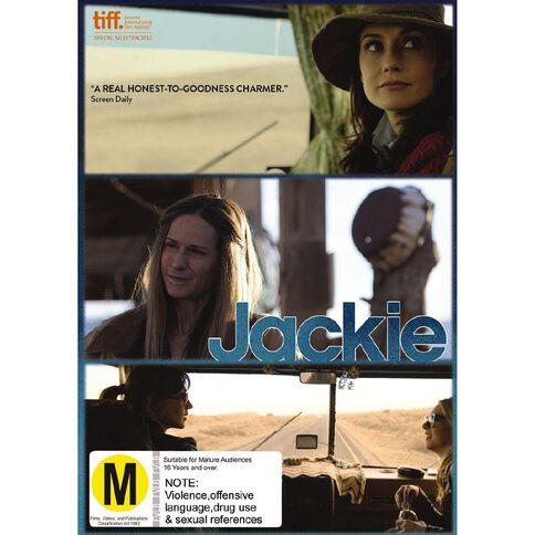 Jackie DVD 1Disc