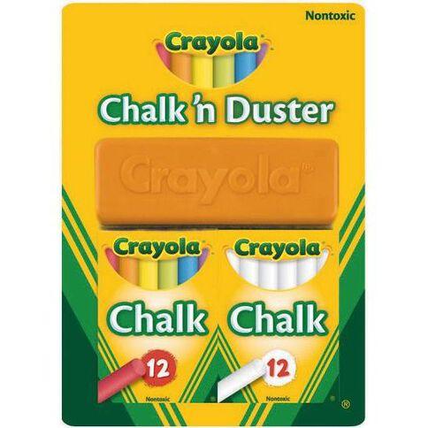 Crayola Chalk N Duster