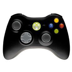 Xbox360 Controller Black