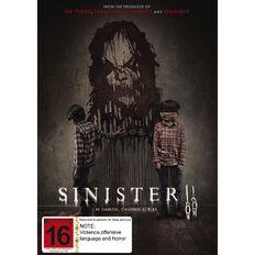 Sinister 2 DVD 1Disc