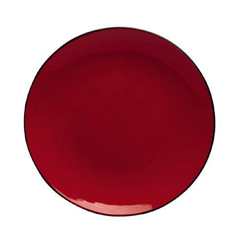 Harrison & Lane Tokyo Side Plate Red