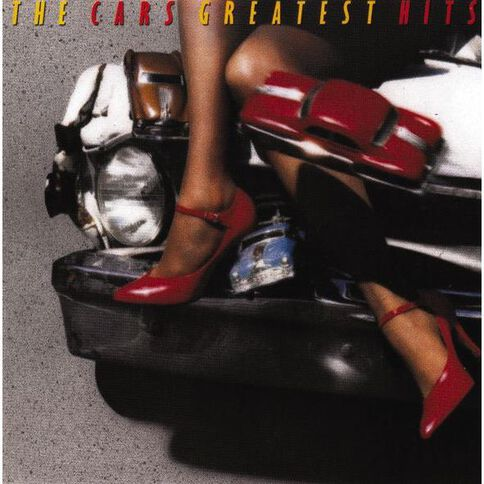 Greatest Hits CD by The Cars 1Disc