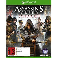 XboxOne Assassins Creed Syndicate