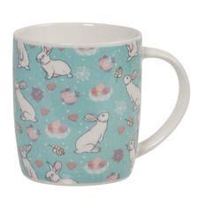 Living & Co Mug Bunny Teal