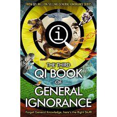 QI: The Third Book of General Ignorance by John Lloyd et al