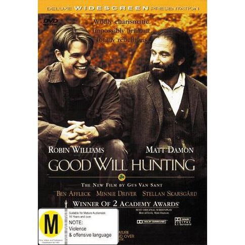 Good Will Hunting DVD 1Disc