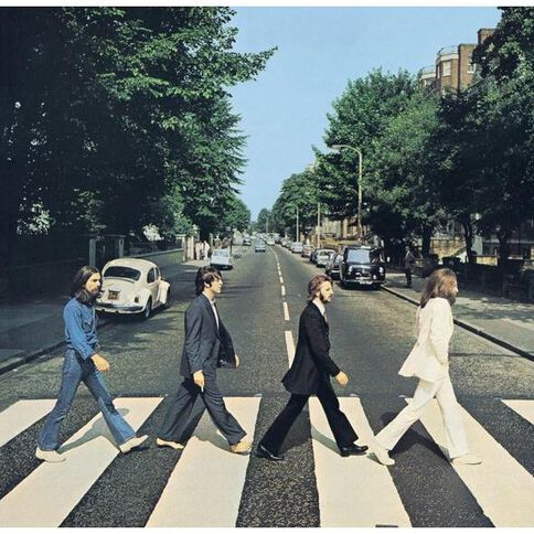 Abbey Road (Remastered) CD by The Beatles 1Disc