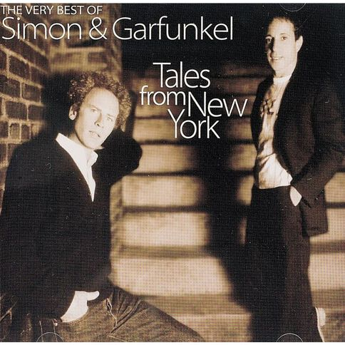 Tales From New York The Very Best of CD by Simon & Garfunkel 1Disc