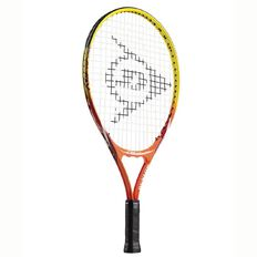 Dunlop Nitro Tennis Racket Orange 21 inch