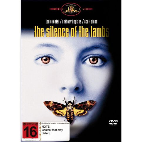 Silence Of The Lambs DVD 1Disc