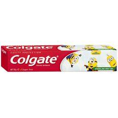 Colgate Toothpaste Sparkling Mint Gel 110g