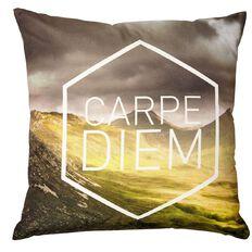 Living & Co Cushion Carpe Diem