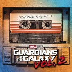 Guardians of the Galaxy Vol. 2 CD by Various 1Disc