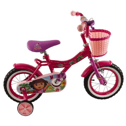 Dora The Explorer Bike 12 inch