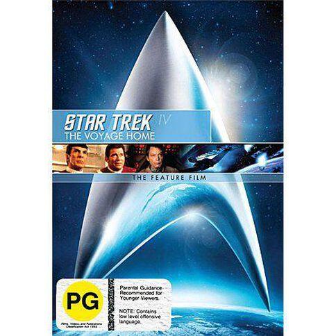 Star Trek 4 Voyage Home DVD 1Disc