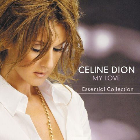 My Love Ultimate Collection CD by Celine Dion 2Disc