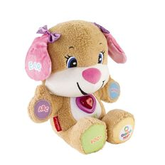 Fisher-Price Laugh & Learn Smart Stages Girl Puppy