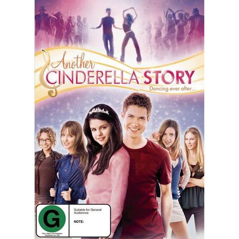 Another Cinderella Story DVD 1Disc