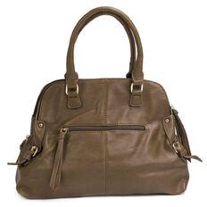 Amber Hill Sultan Tote Handbag Khaki Limited Edition