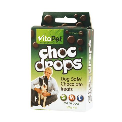 Vitapet Choc Drops 100g