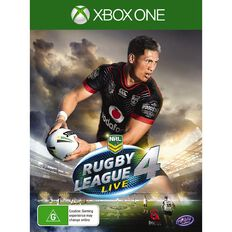 XboxOne Rugby League Live 4