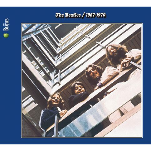 The Beatles 1967 - 1970 Vinyl by The Beatles 2Record