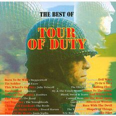 Tour Of Duty Best Of by Various CD
