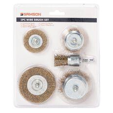 Samson Wire Brush Set 5 Piece