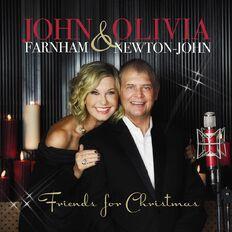 Friends for Christmas CD by John Farnham & Olivia Newton-John 1Disc