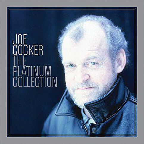 The Platinum Collection CD by Joe Cocker 1Disc