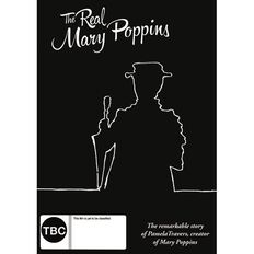 The Real Mary Poppins DVD 1Disc