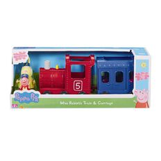 Peppa Pig Miss Rabbits Train Carriage