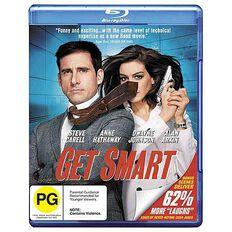 Get Smart Blu-ray 1Disc