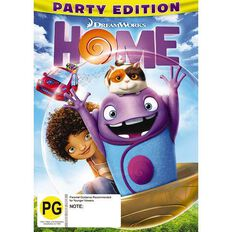 Home DVD 1Disc