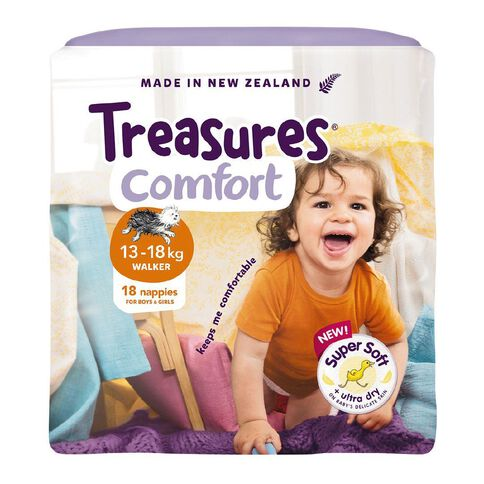 Treasures Standard Walker 18 Pack