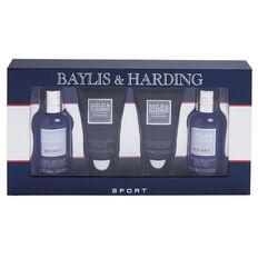 Baylis & Harding Men's Sport Citrus Lime & Mint 4 Piece Set