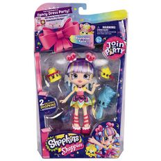 Shopkins Shoppies Basic Doll Assorted