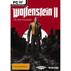 PC Games Wolfenstein 2 The New Colossus