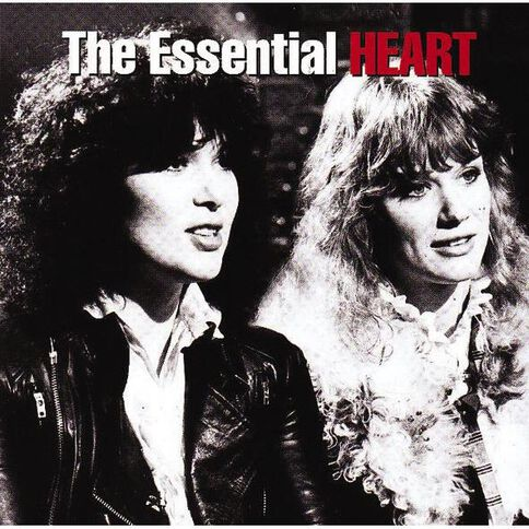 The Essential CD by Heart 2Disc