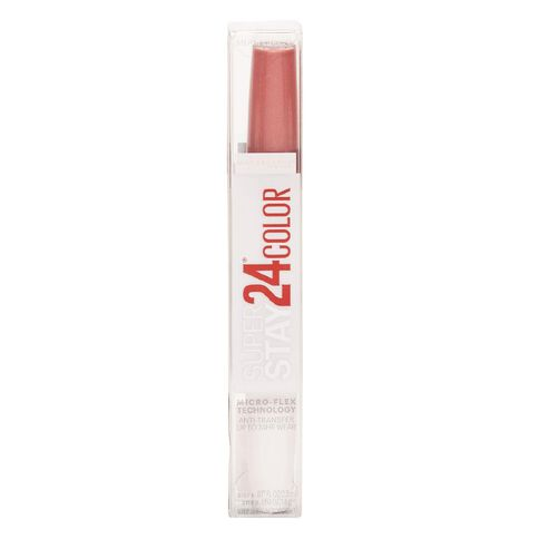 Maybelline Super Stay Lip Colour Continuous Coral