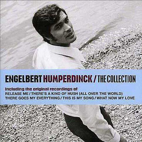 The Collection CD by Englebert Humperdinck 1Disc